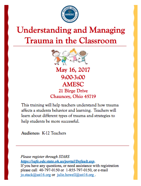 Understanding and Managing Trauma